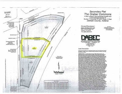 Dekalb County Commercial Lots & Land For Sale: Lot 2 County Rd 427