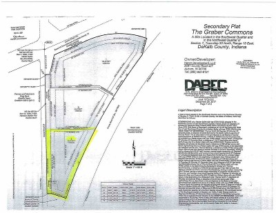 Dekalb County Commercial Lots & Land For Sale: Lot 3 County Rd 427