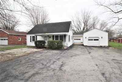 Gas City Single Family Home For Sale: 912 E Main Street