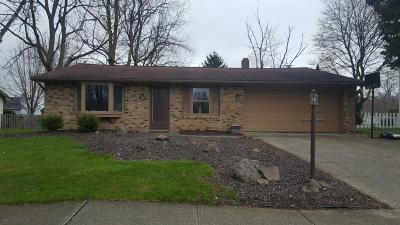 Allen County, De Kalb County, Kosciusko County, Noble County, Whitley County Single Family Home For Sale: 1618 Folsom Lane