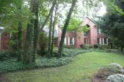 Granger Single Family Home For Sale: 52051 Iron Forge Court
