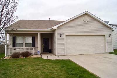 West Lafayette IN Single Family Home For Sale: $168,000