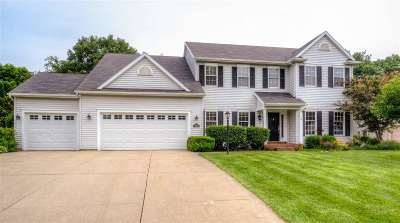 Granger Single Family Home For Sale: 14083 Northampton Court
