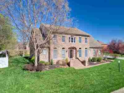 Newburgh Single Family Home For Sale: 5899 Hillbrook Court