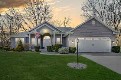 Elkhart Single Family Home For Sale: 53509 Lakefield