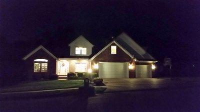 Evansville Single Family Home For Sale: 2147 Duffers Lane