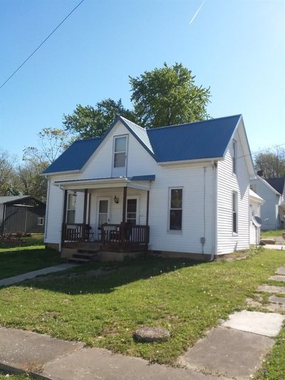 Spencer County Single Family Home For Sale: 106 N Church Street
