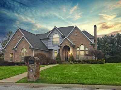 Granger IN Single Family Home For Sale: $570,000