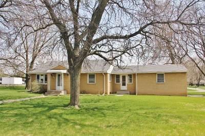 LaGrange County Single Family Home For Sale: 195 Van Buren Street
