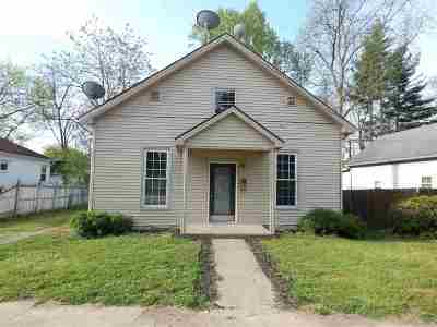 Spencer County Single Family Home For Sale: 622 Williamson Street