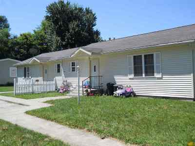 Mentone Multi Family Home For Sale: 309 N Morgan Street #A