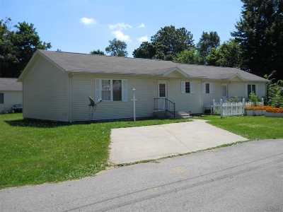 Mentone Multi Family Home For Sale: 309 N Morgan Street #C &