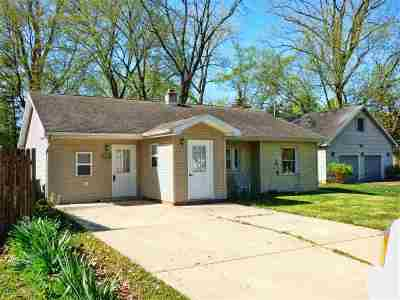 Marshall County Single Family Home For Sale: 8607 Abbott St