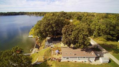 Lagrange County, Noble County Manufactured Home For Sale: 4640 S 930 East, Pretty Lake