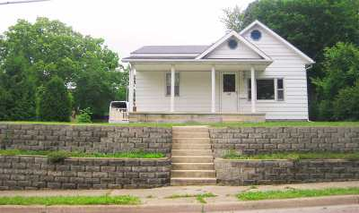 Wabash Single Family Home For Sale: 580 Congress Street