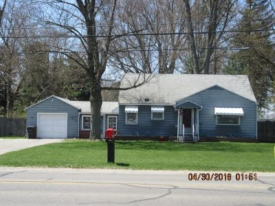 Elkhart Single Family Home For Sale: 53199 County Road 9
