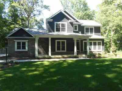 South Bend Single Family Home For Sale: 50921 Persimmon
