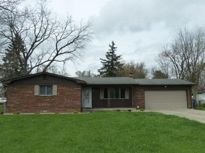 Marion Single Family Home For Sale: 1016 W 17th Street