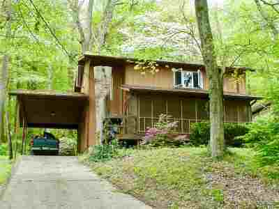 Jasper Single Family Home For Sale: 1187 N Idlewild Lake Rd