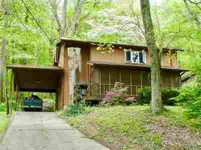 Dubois County Single Family Home For Sale: 1187 N Idlewild Lake Rd