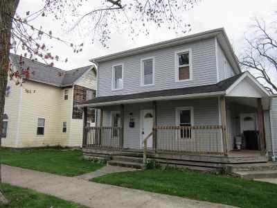 Huntington Single Family Home For Sale: 645 E Franklin Street