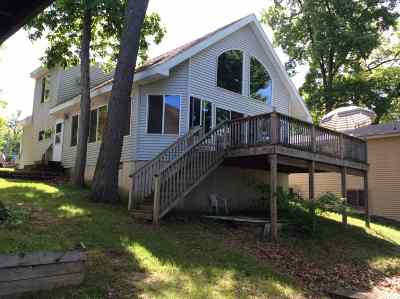 Steuben County Single Family Home For Sale: 60 Lane 274 Crooked Lake