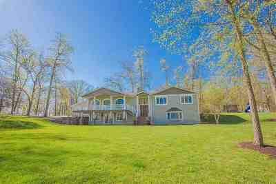 Allen County Single Family Home For Sale: 5917 N County Line Road