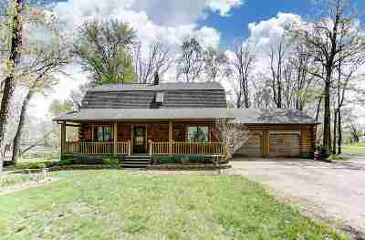 LaGrange County Single Family Home For Sale: 7215 W 350N