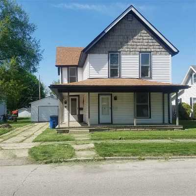 Marion Single Family Home For Sale: 907 E 30th Street