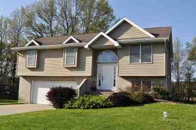 Granger IN Single Family Home For Sale: $163,900