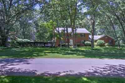 Elkhart Single Family Home For Sale: 53793 Crystal Creek Ln