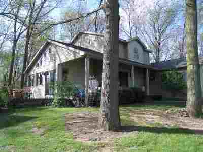 Steuben County Single Family Home For Sale: 80 Ln 270a Crooked Lk