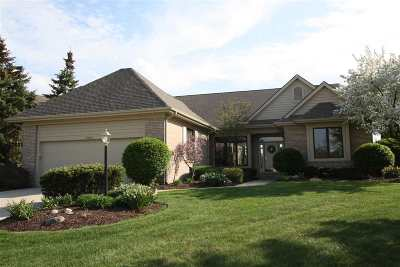 Fort Wayne Condo/Townhouse For Sale: 12027 Sycamore Lakes Court