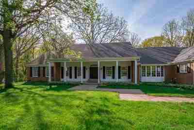 Granger IN Single Family Home For Sale: $699,000