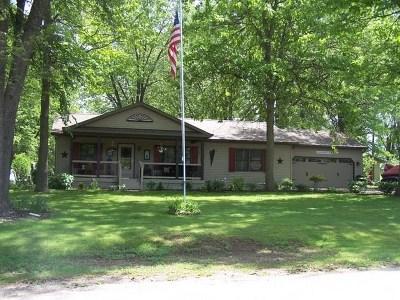 LaGrange County Single Family Home For Sale: 7935 S 122 E