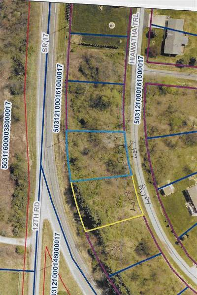 Plymouth IN Residential Lots & Land For Sale: $23,900