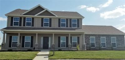 Single Family Home Back On Market: 329 Foal Drive (Lot #87am)