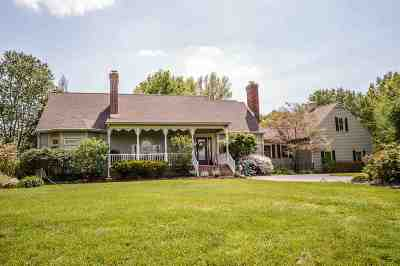 Evansville Single Family Home For Sale: 1218 Hoing Rd