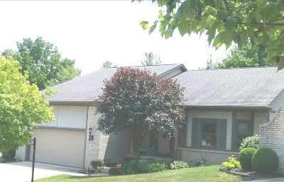 Condo/Townhouse For Sale: 287 Pinkerton Ct.