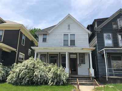Fort Wayne Multi Family Home For Sale: 1216 Fairfield Avenue