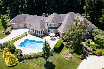 Allen County Single Family Home For Sale: 12503 Ernst Road