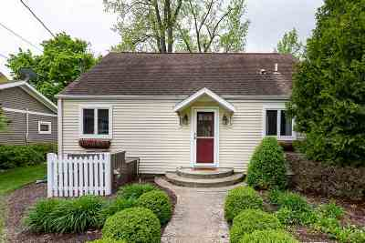 Syracuse Single Family Home For Sale: 527 E Lake View Road