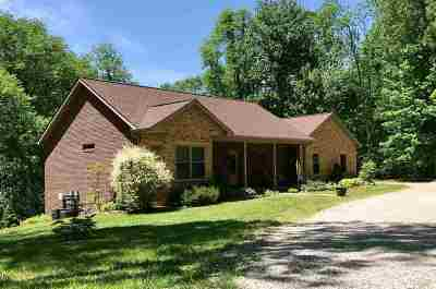 Evansville Single Family Home For Sale: 16126 Volkman Road