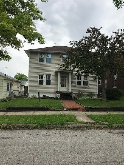 Fort Wayne IN Single Family Home For Sale: $94,900
