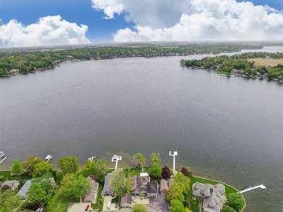 Kosciusko County Single Family Home For Sale: 81 Ems T32c