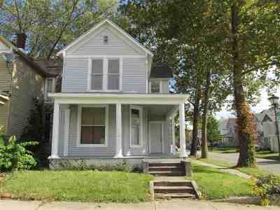 Fort Wayne IN Single Family Home For Sale: $59,000