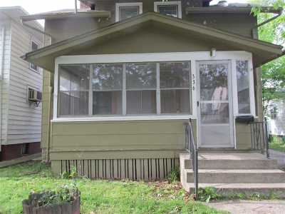 Fort Wayne IN Single Family Home For Sale: $49,000