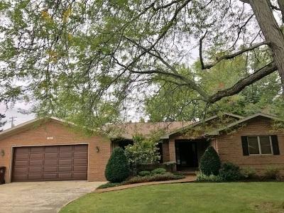 Wabash Single Family Home For Sale: 531 SW Harrison Avenue
