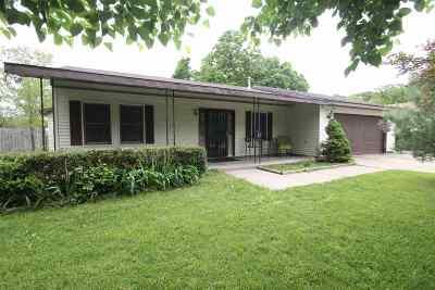 Elkhart Single Family Home For Sale: 3234 Homer