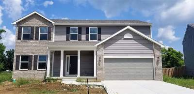 Single Family Home For Sale: 584 Big Pine Drive (Lot# Wr140)